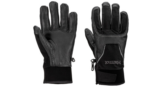 Marmot Spring Gloves Black/Slate Grey